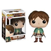 תמונה של Attack on Titan Eren Jaeger Pop