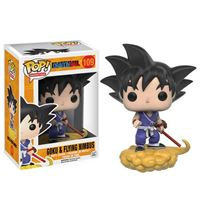 תמונה של Dragon Ball Goku and Nimbus Pop