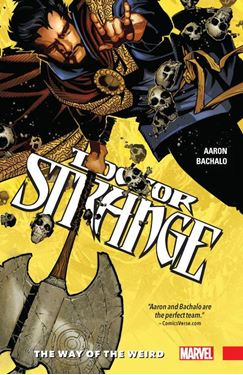 תמונה של DOCTOR STRANGE TP VOL 01 WAY OF WEIRD