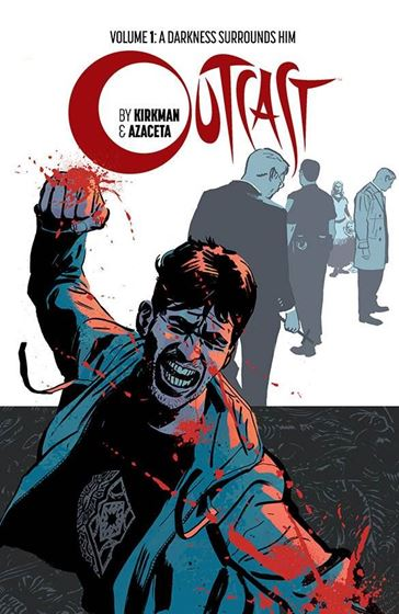 תמונה של OUTCAST BY KIRKMAN & AZACETA TP VOL 01