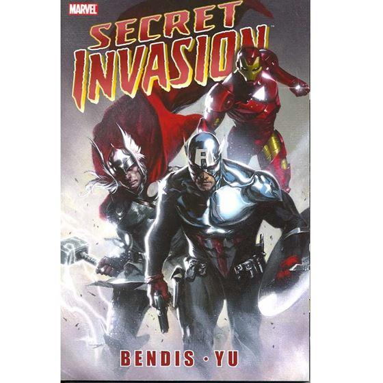תמונה של SECRET INVASION TP
