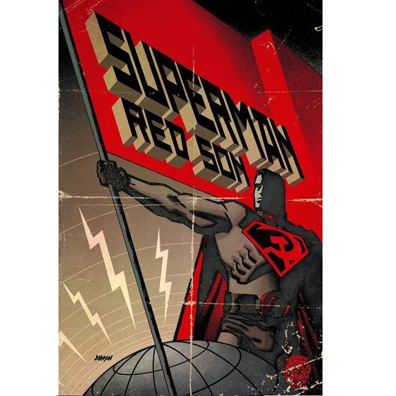 תמונה של SUPERMAN RED SON TP