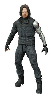 תמונה של MARVEL SELECT CAP AMER 3 WINTER SOLDIER AF