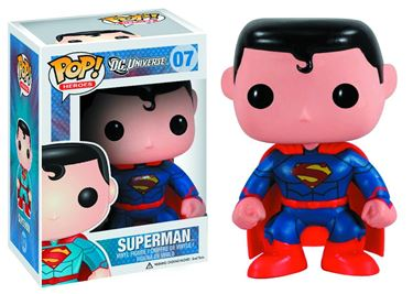 תמונה של POP HEROES SUPERMAN PX VINYL FIG NEW 52 VER