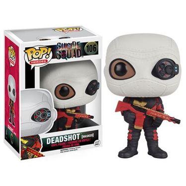 תמונה של Suicide Squad Masked Deadshot Pop