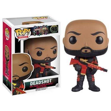 תמונה של Suicide Squad Unmasked Deadshot Pop