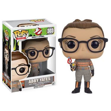 תמונה של Ghostbusters 2016 Movie Abby Yates Pop
