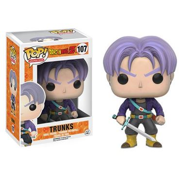 תמונה של Dragon Ball Z Trunks Pop