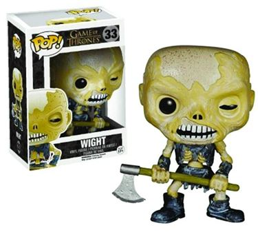 תמונה של  GAME OF THRONES WIGHT POP