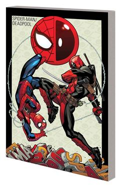 תמונה של SPIDER-MAN DEADPOOL TP VOL 01 ISNT IT BROMANTIC