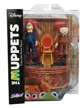 תמונה של ,MUPPETS SELECT AF SERIES 2 Statler and Waldorf