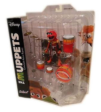 תמונה של ,MUPPETS SELECT AF SERIES 2 Animal