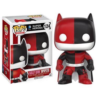 תמונה של Batman Impopster Batman Harley Quinn Pop