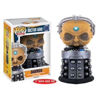 תמונה של Doctor Who Davros 6-Inch Pop