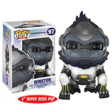 תמונה של Overwatch Winston 6-Inch Pop