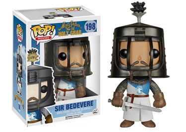תמונה של MONTY PYTHON HOLY GRAIL SIR BEDEVERE POP VINYL