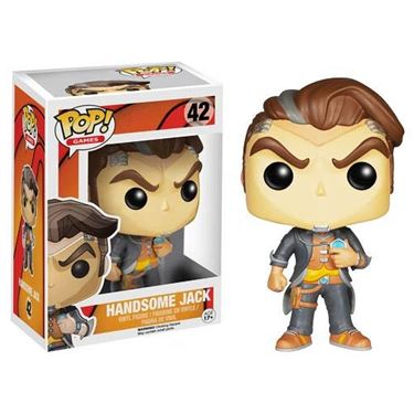 תמונה של Borderlands Handsome Jack Pop