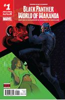 תמונה של BLACK PANTHER WORLD OF WAKANDA #1 NOW