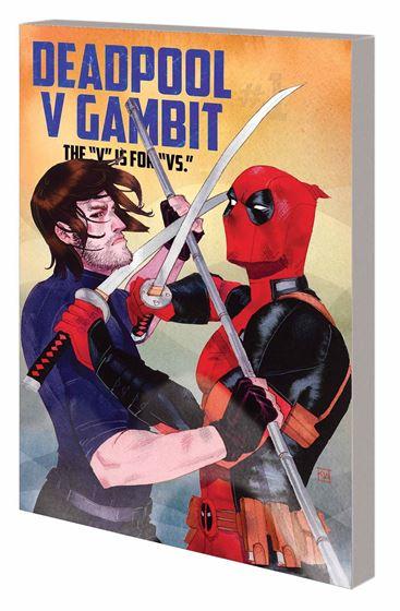 תמונה של DEADPOOL V GAMBIT TP V IS FOR VS