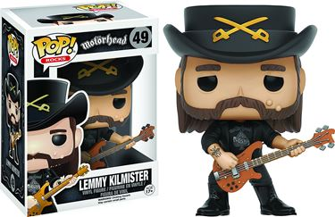 תמונה של POP ROCKS LEMMY KILMISTER