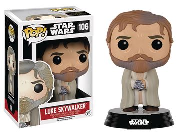 תמונה של  POP STAR WARS E7 BEARDED & ROBED LUKE