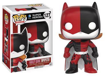 תמונה של POP DC HEROES BATGIRL AS HARLEY IMPOPSTER