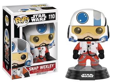 תמונה של POP STAR WARS E7 SNAP WEXLEY