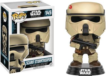 תמונה של POP STAR WARS ROGUE ONE SCARIF STORMTROOPER