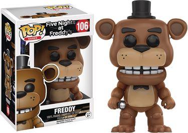 תמונה של POP FIVE NIGHTS AT FREDDYS FREDDY