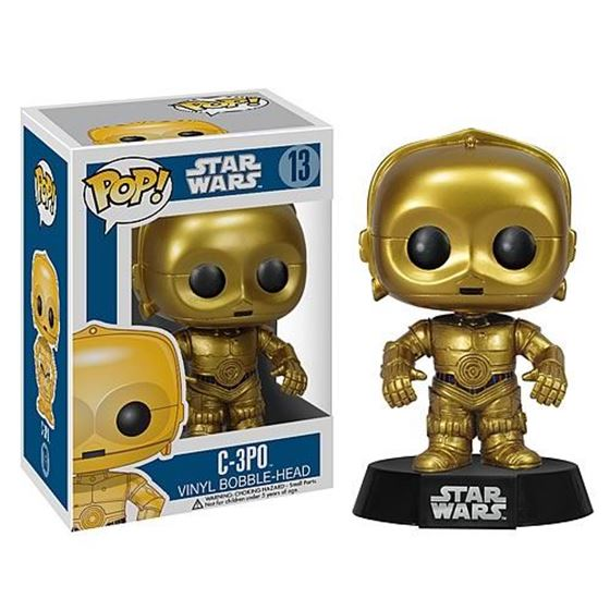 תמונה של Star Wars C-3PO Pop