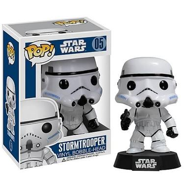 תמונה של Star Wars Stormtrooper Pop