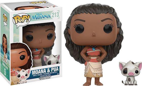 תמונה של POP DISNEY MOANA MOANA & PUA