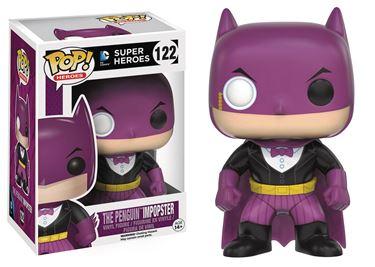 תמונה של POP DC HEROES BATMAN AS PENGUIN IMPOPSTER