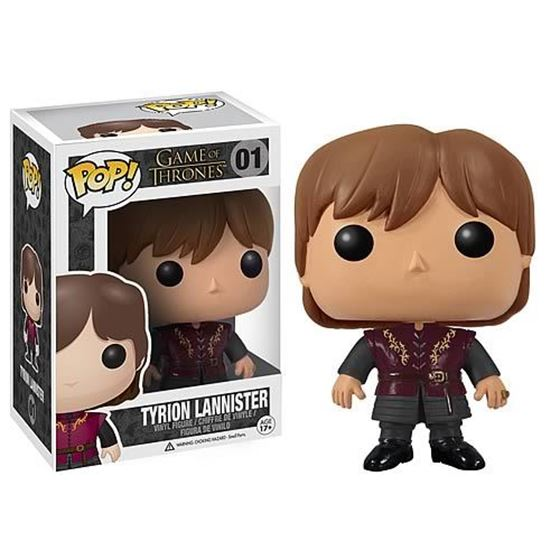 תמונה של Game of Thrones Tyrion Lannister Pop