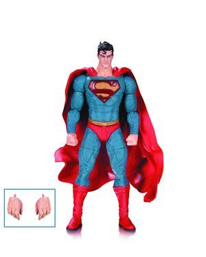 תמונה של DC COMICS DESIGNER SER LEE BERMEJO SUPERMAN AF
