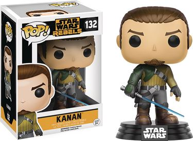 תמונה של POP STAR WARS REBELS KANAN