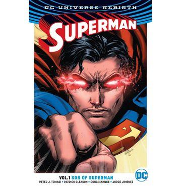 תמונה של SUPERMAN TP VOL 1 SON OF SUPERMAN REBIRTH