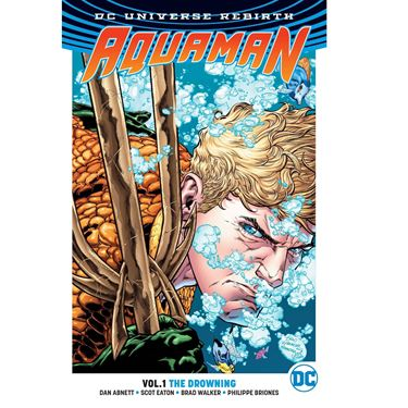 תמונה של AQUAMAN TP VOL 1 THE DROWNING REBIRTH