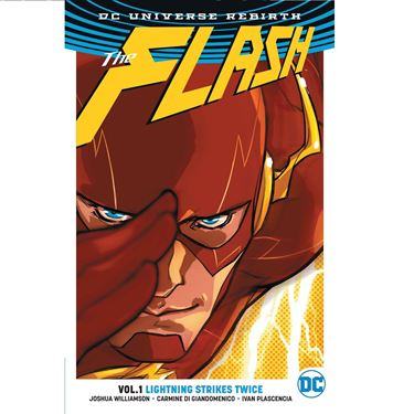 תמונה של FLASH TP VOL 01 LIGHTNING STRIKES TWICE - REBIRTH
