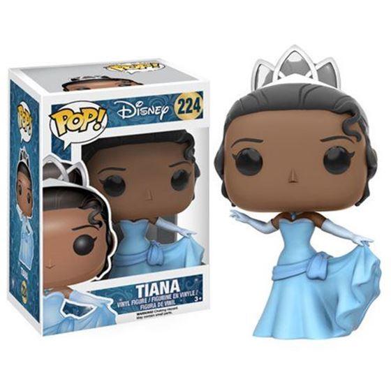 תמונה של Princess and the Frog Tiana Gown Version Pop