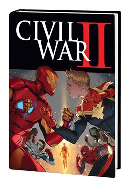 תמונה של CIVIL WAR II HC