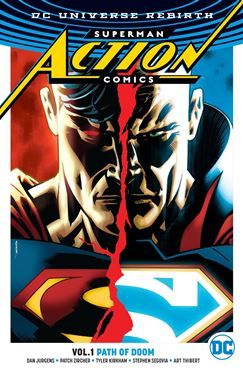 תמונה של SUPERMAN ACTION COMICS TP VOL 01 PATH OF DOOM REBIRTH