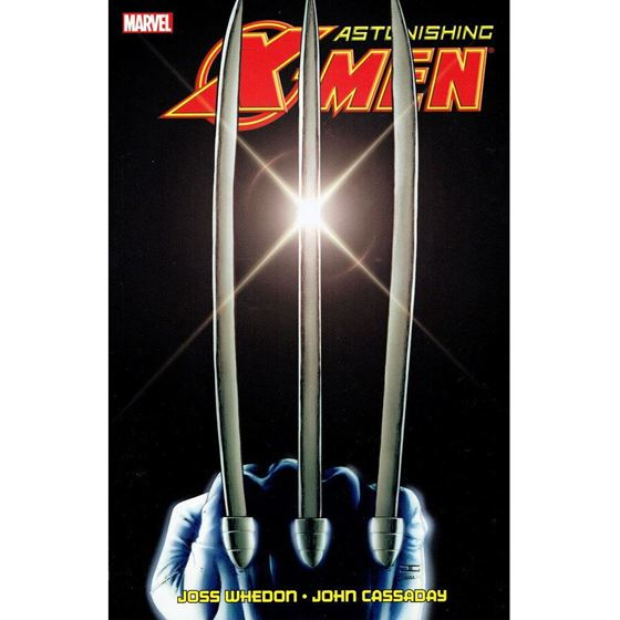 תמונה של ASTONISHING X-MEN WHEDON CASSADAY ULT COLL TP BOOK 01