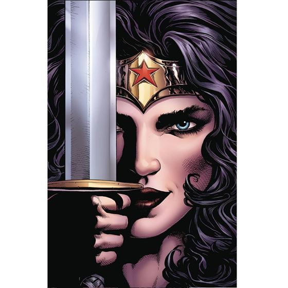תמונה של WONDER WOMAN TP VOL 01 THE LIES