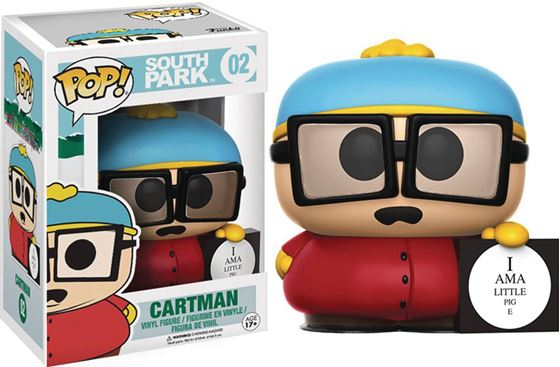 תמונה של POP SOUTH PARK CARTMAN PIGGY
