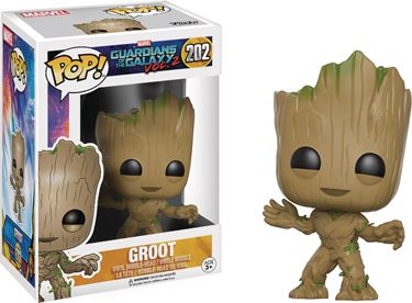 תמונה של גרוט - POP GUARDIANS OF THE GALAXY VOL2 GROOT