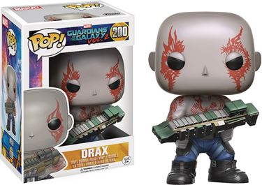 תמונה של POP GUARDIANS OF THE GALAXY VOL2 DRAX