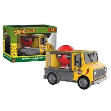 תמונה של Deadpool Chimichanga Truck Dorbz Ridez with Deadpool