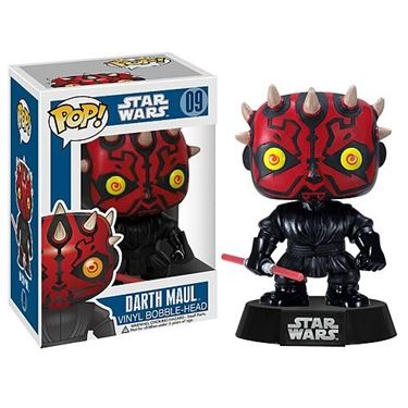 תמונה של Star Wars Darth Maul Pop Vinyl