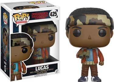 תמונה של POP STRANGER THINGS LUCAS